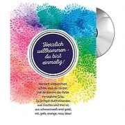 CD-Card: Herzlich willkommen - du bist einmalig!