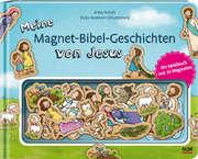 Meine Magnet-Bibel-Geschichten von Jesus