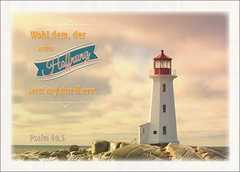 Postkarten Vintage neutral, 6 Stück