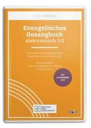 Evangelisches Gesangbuch elektronisch 3.5