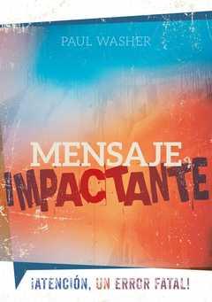 A Shocking Message - spanisch