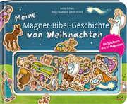Meine Magnet-Bibel-Geschichte von Weihnachten