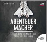 MP3-CD: Abenteuer Macher - Hörbuch (MP3)