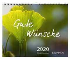 Gute Wünsche 2020