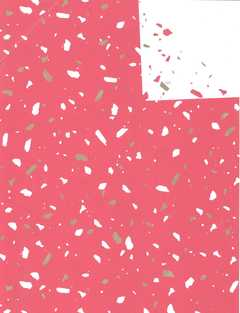 Secare Terrazzo Rot 920082 250m/50cm