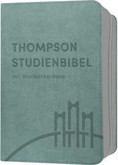 Thompson Studienbibel - Kunstleder mit Reißverschluss