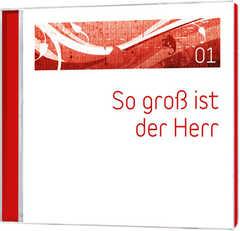 CD: So groß ist der Herr (01) - LAUDIO kollektion