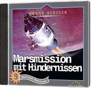 CD: Marsmission mit Hindernissen - Weltraum-Abenteuer (9)