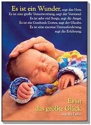 Postkarten: Es ist ein Wunder, 12 Stück