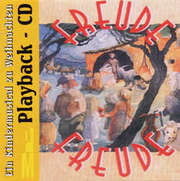 Freude Freude - Playback-CD