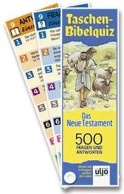 Taschen-Bibelquiz Neues Testament