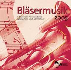 CD: Bläsermusik 2005
