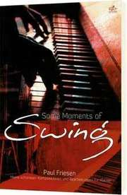 Klavierpartitur: Some Moments Of Swing