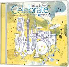 CD: Brass & Voice - Celebrate