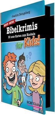 Noch mehr Bibelkrimis für Kids!