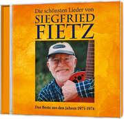 CD: Die schönsten Lieder von Siegfried Fietz