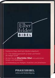 Elberfelder Bibel. Praxisbibel Lehre und Verkündigung
