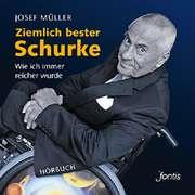 MP3-CD: Ziemlich bester Schurke - Hörbuch MP3