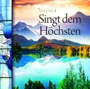 CD: Singt dem Höchsten