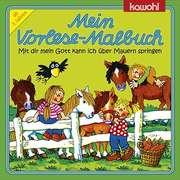 """Mein Vorlese-Malbuch """"Mit dir mein Gott ..."""""""