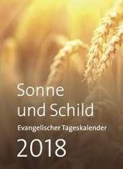 Sonne und Schild - Abreißkalender 2018