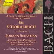 A Book of Chorale-Settings for Johann Sebastian (Incidental Festivities, Psalms)