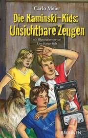 Die Kaminski-Kids: Unsichtbare Zeugen (Taschenbuch)