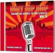 2-CD: Holy Hip Hop 11 (incl. Inspiration Jam 4)